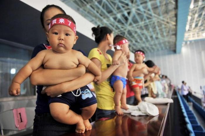 <center><b>Год Обезьяны повысит рождаемость в Китае</center></b>