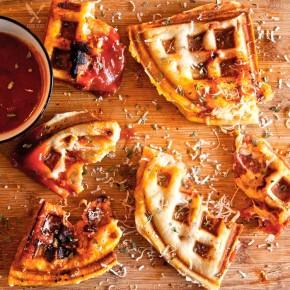 <center><b>Рецепт вафельной пиццы покорил интернет</center></b>