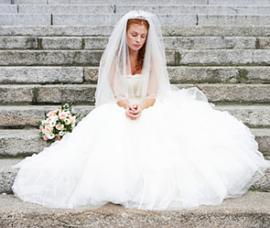 <center><b>Брошенная невеста стала блоггером</center></b>