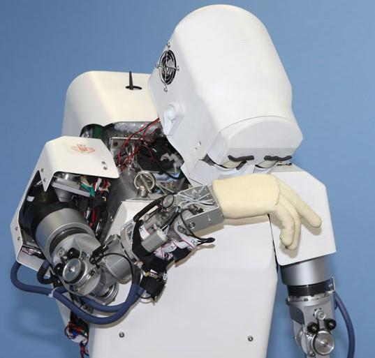 В Вашингтоне утопился робот