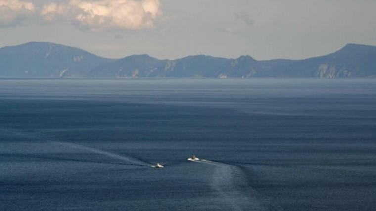В Японии исчез остров