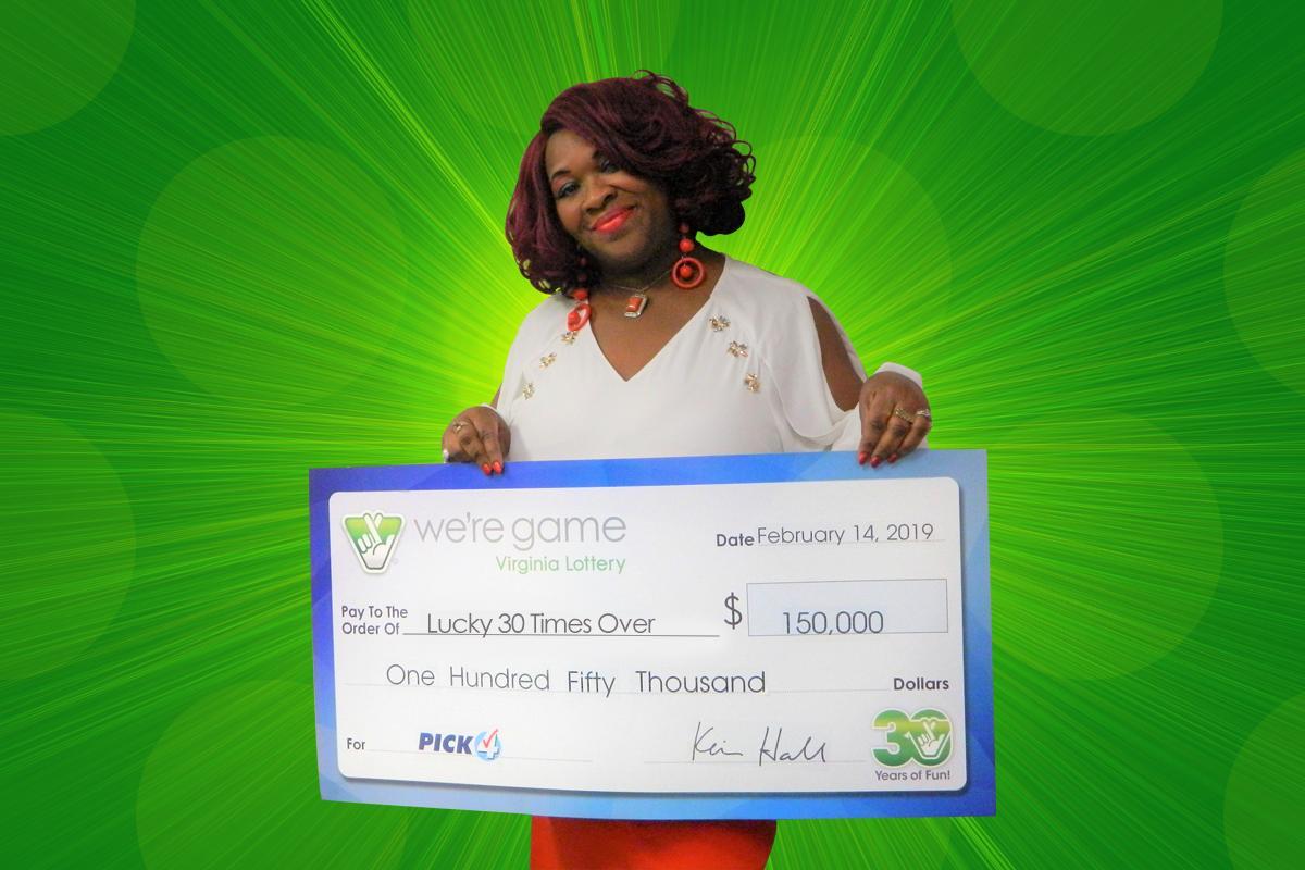 Американка выиграла в лотерею 30 раз за день