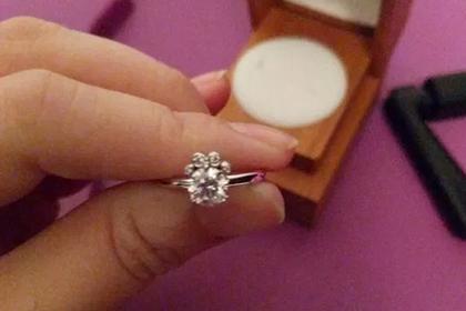 Невеста заставила жениха переплавить кольцо
