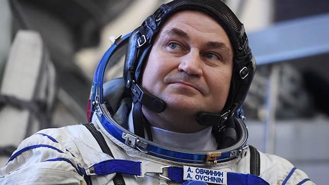 Российский космонавт остался без шашлыка