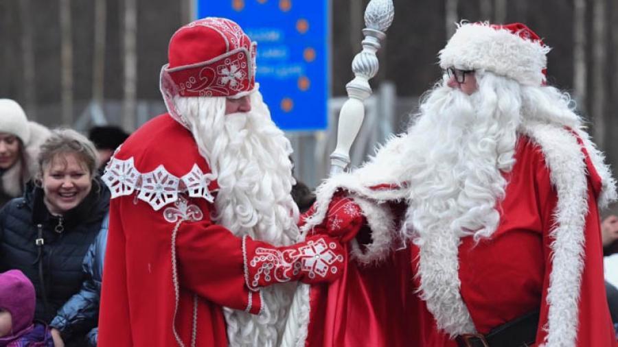 Дед мороз рассказал, что подарит Йоулупукки
