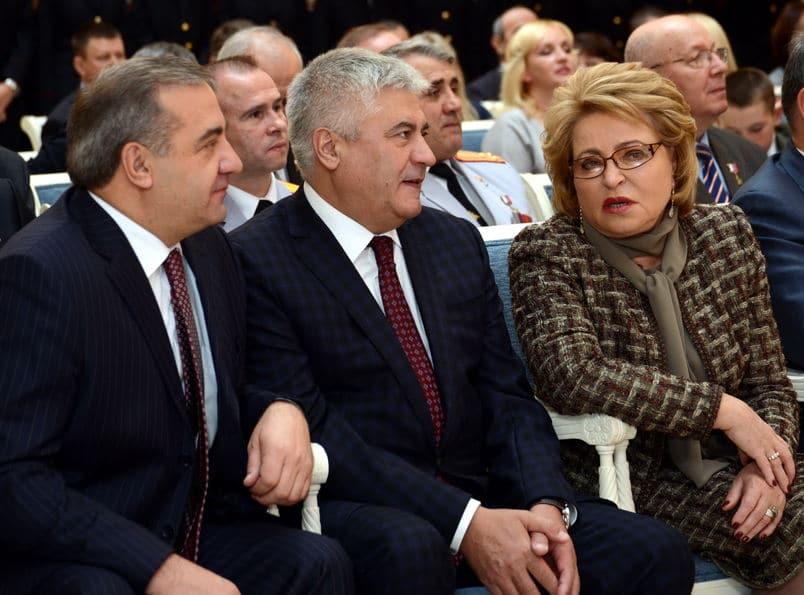 Матвиенко поддержала предложение о пожизненном назначении сенаторов