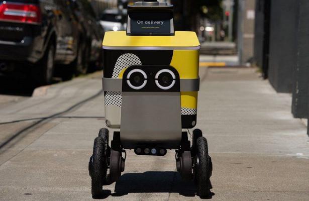 В США робот украл у человека еду