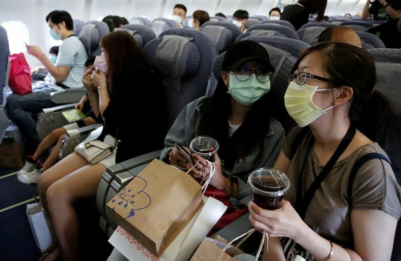 Аэропорт Тайбэя отправил пассажиров в фейк-полет