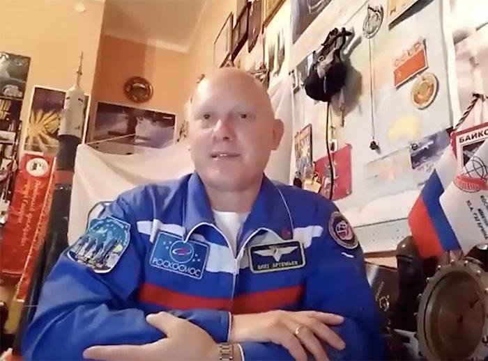 Космонавт заявил о существовании жизни на Красной планете