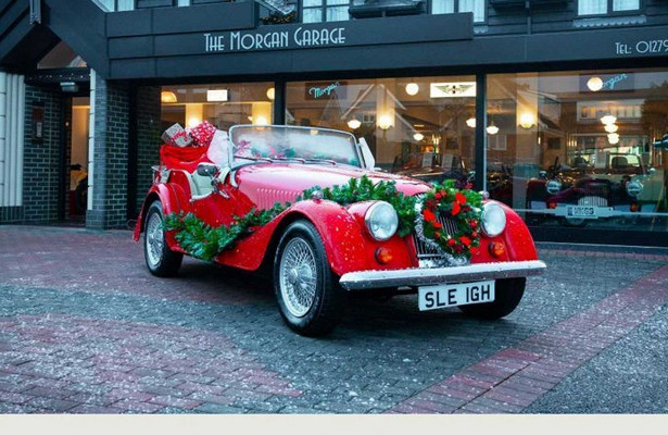 Волшебное авто Санты выставили на продажу