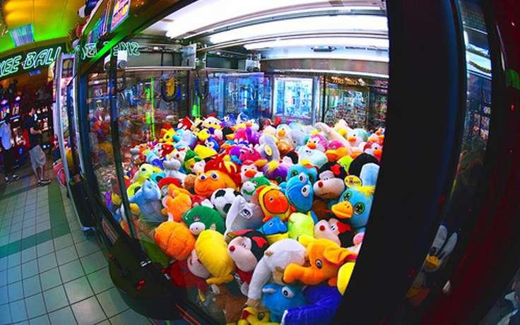 <center><b>Китаец банкротит автоматы с игрушками</center></b>