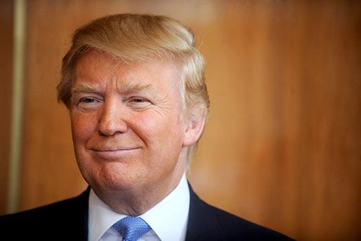 <center><b>Американка создала копию Дональда Трампа</center></b>