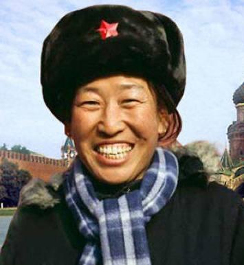 <center><b>В Приморье поймали китайца в парике</center></b>